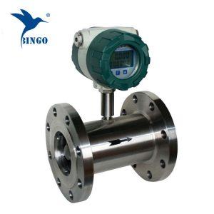 4-20mA osjetnik mjerača protoka vode turbine