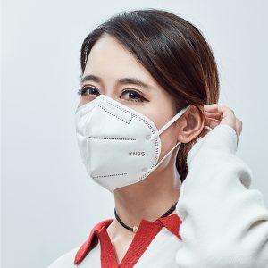 n95 Maska za jednokratnu upotrebu koja sprječava smog, sprečava prašinu i slobodno diše