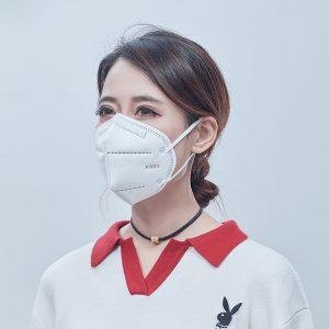 n95 respiratorna kirurška maska otporna na kapljice za jednokratnu upotrebu