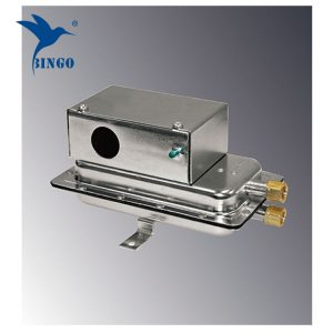 dizajniran za HVAC osjetljive tlačne sklopke