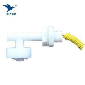 Vodoravna plastična mini L plastika Float Switch za spremnik za vodu