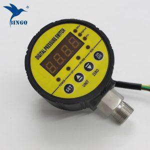 Inteligentni prekidač tlaka, prekidač vakuumskog tlaka, 4-znamenkasti digitalni zaslon