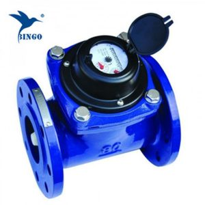 proizvođači tvornički komercijalni industrijski ultrazvučni skupno vodomjera